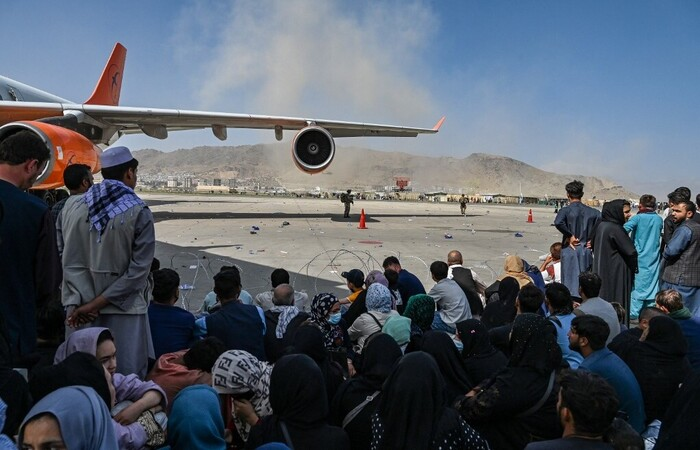 (Foto: Wakil Kohsar/AFP )
