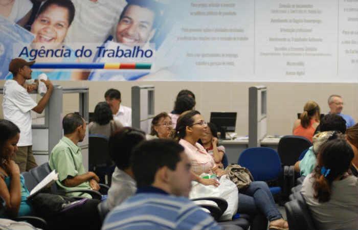 De acordo com o Novo Caged, novas 8.931 vagas formais foram criadas em julho deste ano (Marcelo Soares/Arquivo DP)