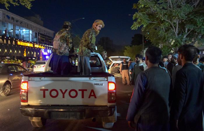 (Foto: Wakil Kohsar/AFP)