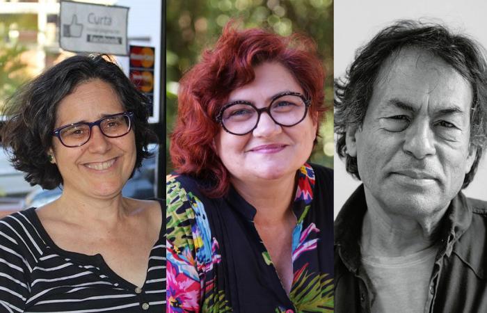 Simone Brantes, Cida Pedrosa e Ailton Krenak são alguns nomes da programação online da Bienal (Neto Gonçalves/Divulgação)