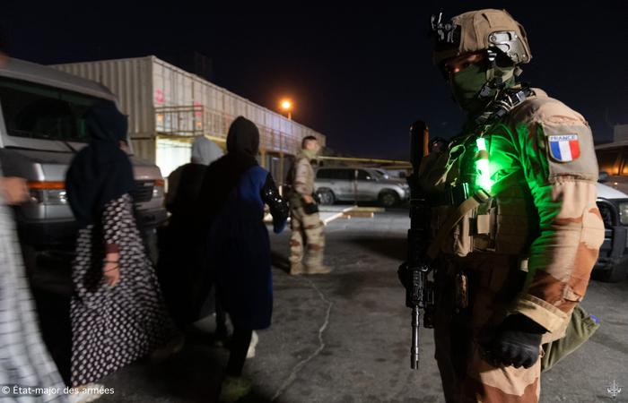 (Foto: Etat Major des Armées / AFP)