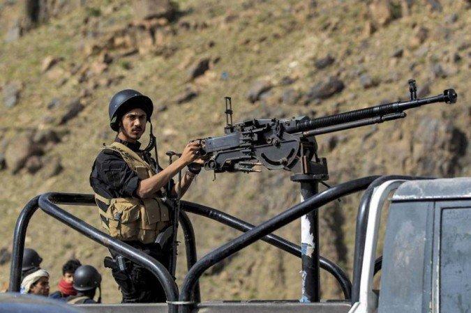 (Foto: Mohammed HUWAIS / AFP)