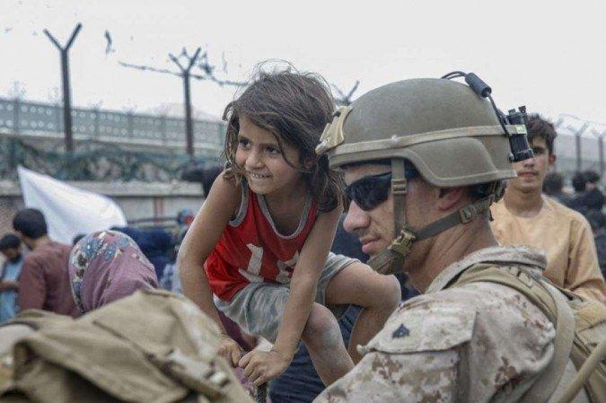 (Foto: Nicholas GUEVARA / US MARINE CORPS / AFP)