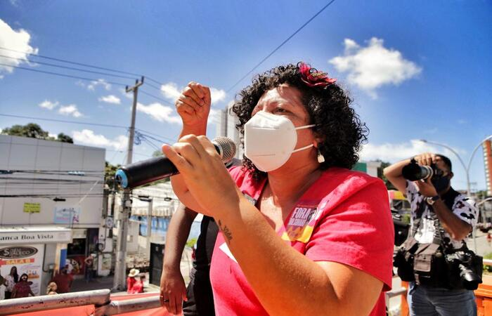 Vereadora Dani Portela (Psol) (Foto: Tom Cabral)