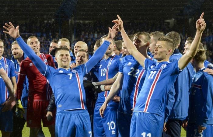 (Foto: Haraldur Gudjonsson/AFP )