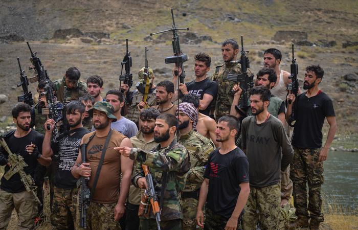 (Foto: Ahmad SAHEL ARMAN / AFP)