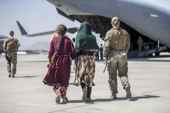 (Foto: Samuel RUIZ / US MARINE CORPS / AFP)