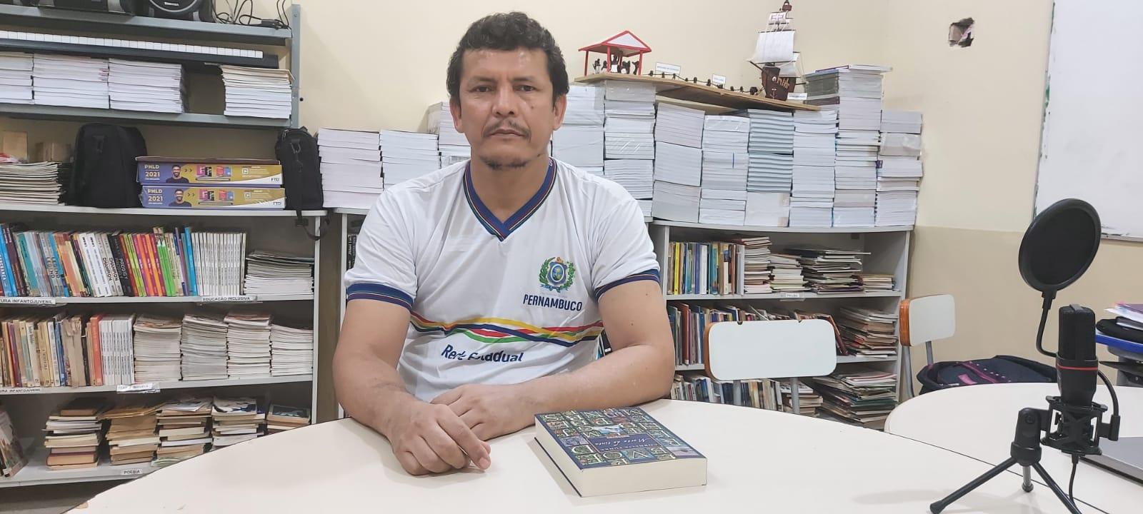 Paulo Afonso Romão, de 45 anos, ficou em 1º lugar no concurso de redação da DPU (Foto: Divulgação)