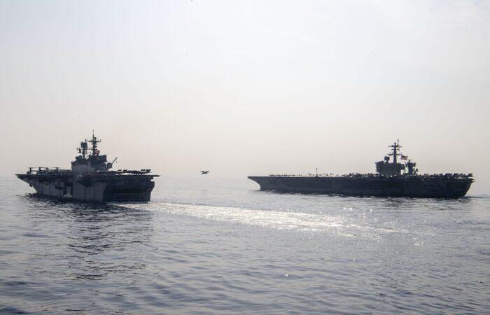 (Foto: Marinha dos EUA/Fotos Públicas)