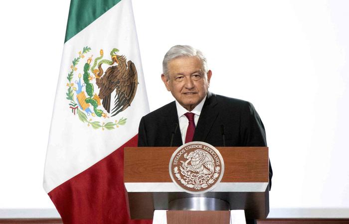 (Foto: Presidência do México/AFP)