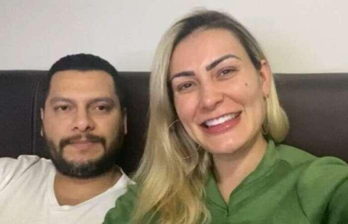 Andressa Urach e Thiago Lopes (Foto: Reprodução/Redes sociais)