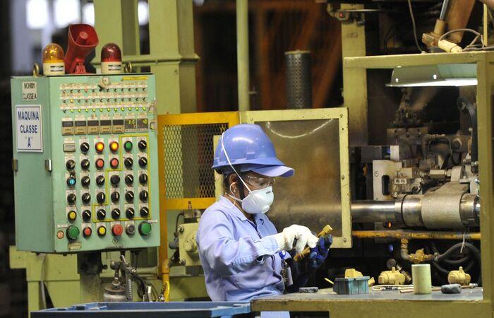 Puxado pela indústria, estado conseguiu agregar R$ 127 bilhões nos primeiros seis meses do ano (José Paulo Lacerda/CNI)