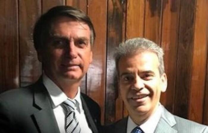 O Coronel Alberto Feitosa (PSC) será um dos que irá recepcionar o presidente. (Foto: Instagram/Reprodução)