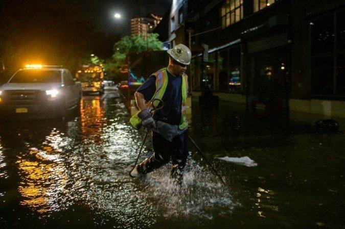 (Foto: Ed JONES / AFP)