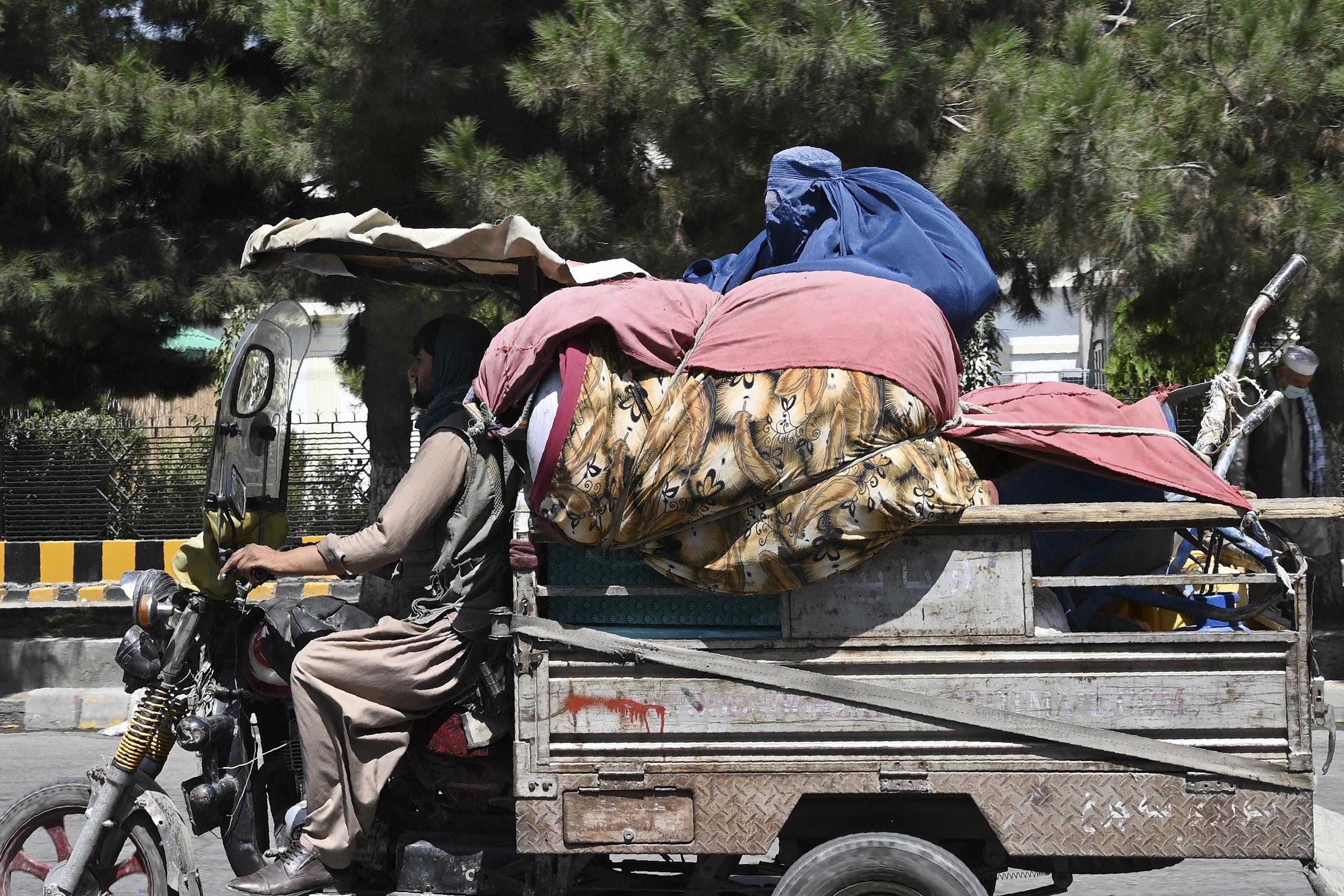 ( Foto: WAKIL KOHSAR / AFP   )