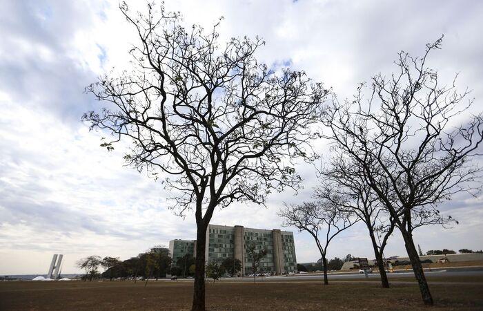 Frente fria avança na Região Sul e pode haver chuva forte (Marcelo Camargo/Agência Brasil)