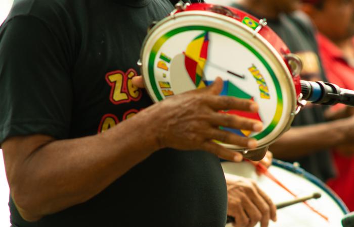 O festival traz gratuitamente shows de grupos de coco de roda da Zona da Mata e do Agreste do estado (Foto: André Pina/Divulgação)