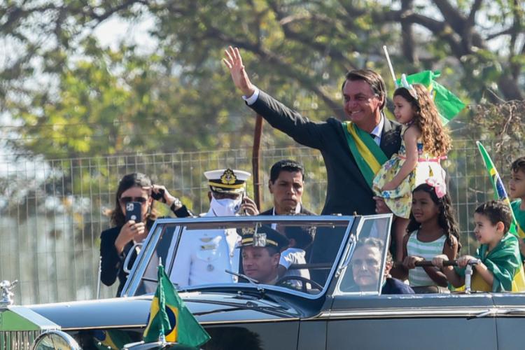 (EVARISTO SÁ/AFP)