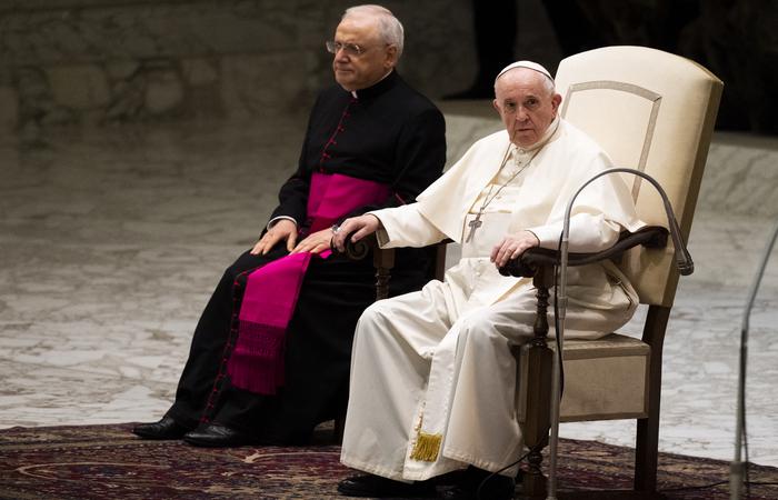 (Foto: Tiziana FABI / AFP  )