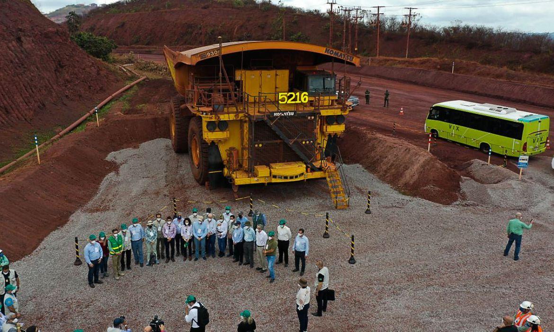 (Diplomatas acompanharão políticas ambientais aplicadas na região. Foto: TV Brasil)