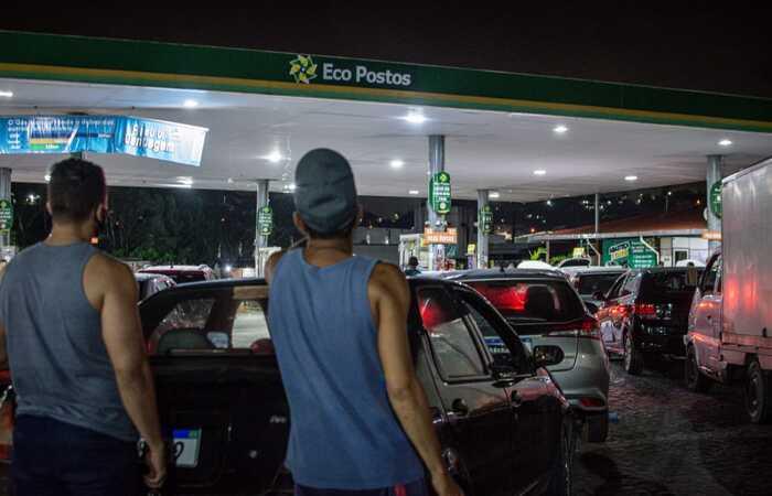 De acordo com o sindicato, o abastecimento no estado está sendo realizado normalmente (Paulo Paiva/DP Foto)