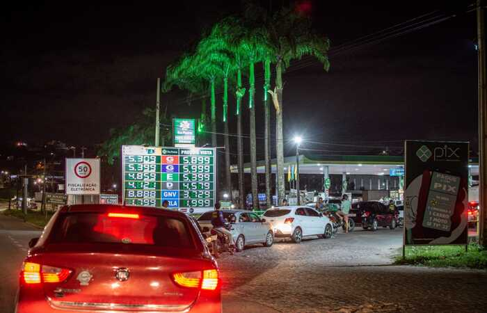 Movimentação intensa é registrada no estado desde a noite da quarta-feira (8) (Paulo Paiva/DP Foto)