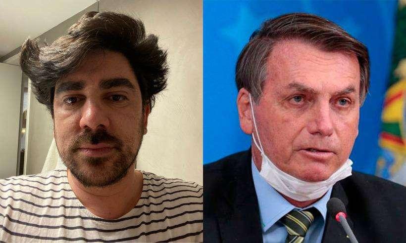 (Foto: Reprodução/Twitter Marcelo Adnet; Agência Brasil)