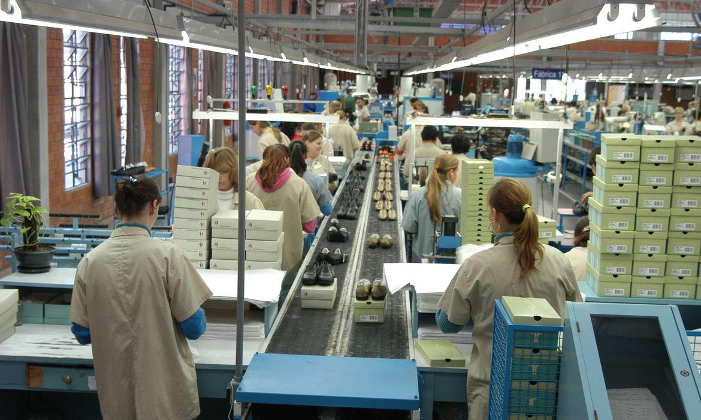 Os dados divulgados são da Pesquisa Industrial Mensal realizada pelo IBGE (Foto: Miguel Ângelo / CNI)