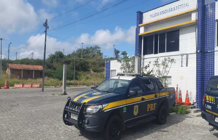 (Foto: PRF/Divulgação )