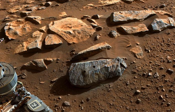 (Foto: Handout / AFP / JPL / Caltech / NASA)