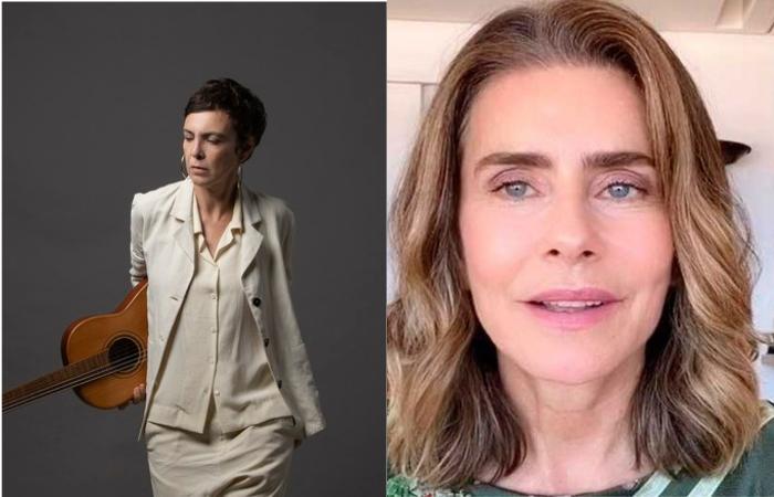Jornalista aponta que atriz e cantora vivem um relacionamento (Leo Aversa/Divulgação/Instagram/Reprodução)