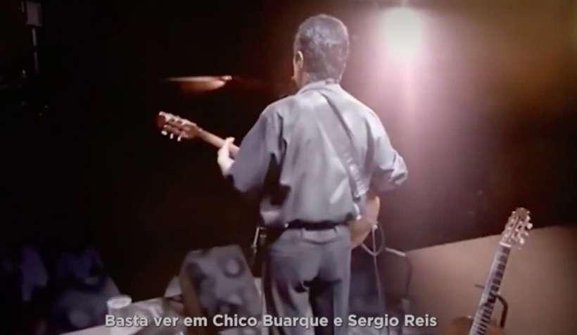 ('Basta ver em Chico Buarque e Sérgio Reis duas belezas musicais e não só duas escolhas políticas', diz Eduardo Leite, ao criticar a polarização polític. Foto: Reprodução/Instagram)