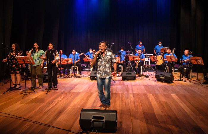 Orquestra Arruando (Foto: Tiago J Silva/Divulgação)