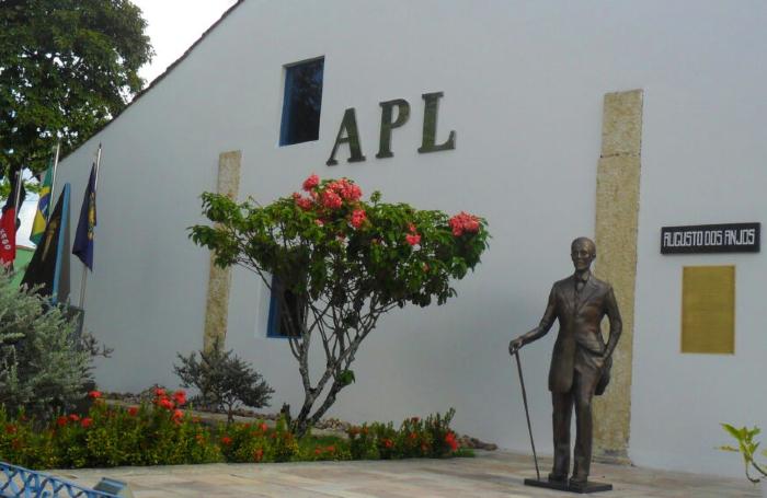Fachada do prédio da Academia Paraibana de Letras (Foto: Fundaj/Divulhação)