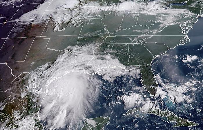 (Foto: Handout / RAMMB/NOAA/NESDIS / AFP)