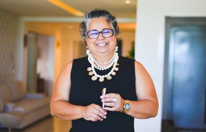Rosana Melo afirma que o evento contará com imóveis para todos os gostos e bolsos. (Foto: Fernanda Lupy/Divulgação)