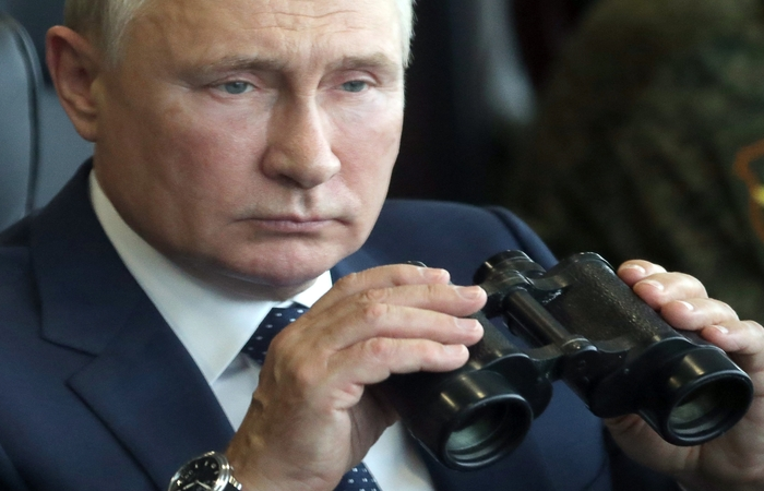 (Foto: Sergei Savostyanov/POOL/AFP  )