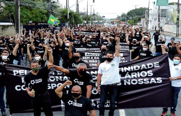 (Foto: Divulgação/SinpolPE)