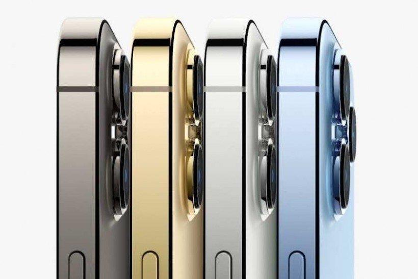 (iPhone 13 Pro segue a tendência do topo de linha anterior e entrega um sistema de câmera com três lentes traseiras integradas. Foto: Apple/Reprodução)