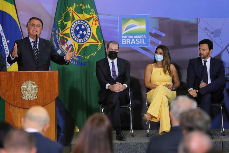 Prêmio Marechal Rondon de Comunicações (Foto: Fabio Rodrigues-Pozzebom/Agência Brasil)