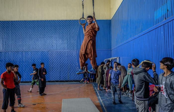 (Foto: Bulent Kilic/AFP)