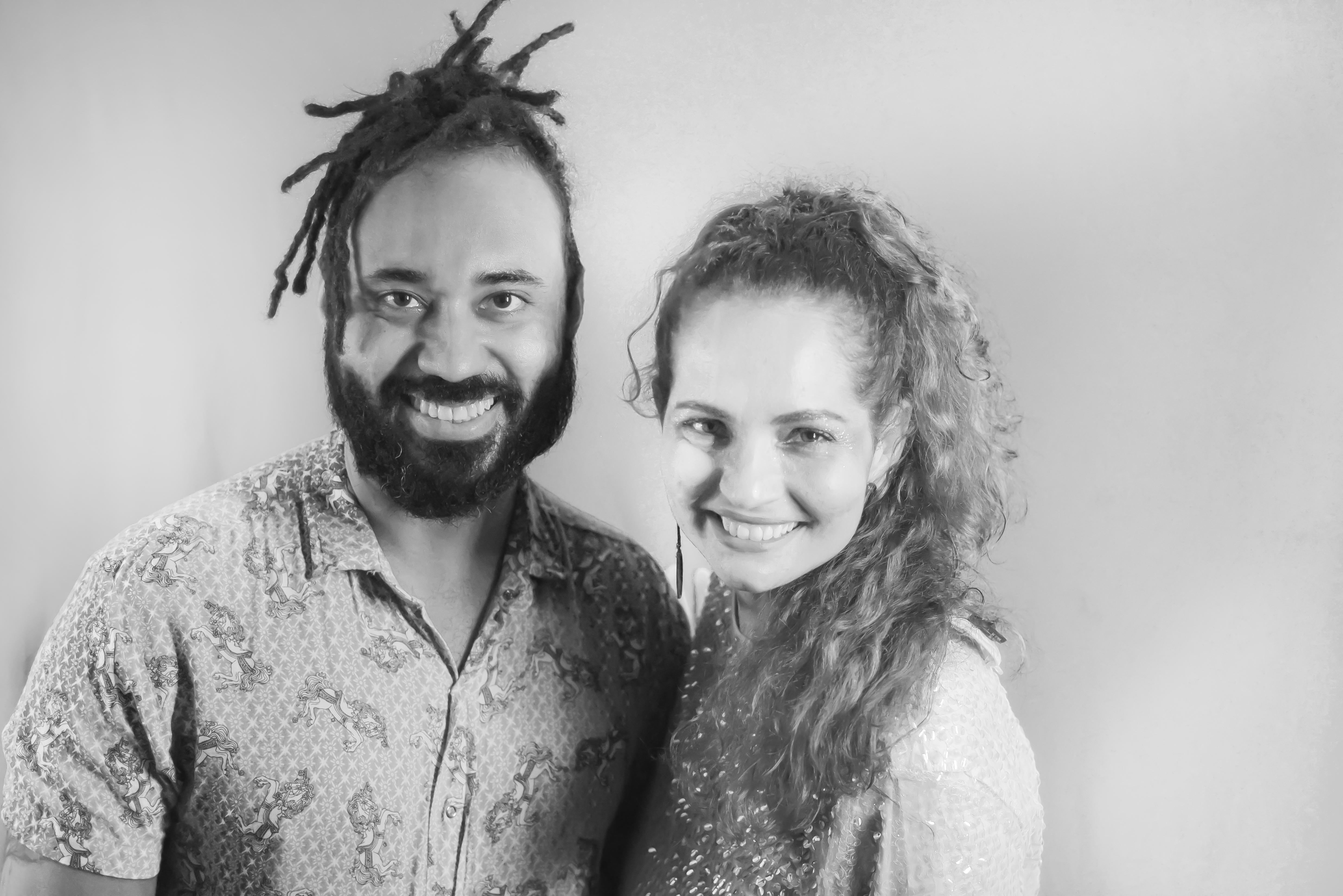 Wagner Montenegro e Andréa Veruska realizam oficinas e outros projetos em Teatro do Oprimido desde 2012 (Divulgação)