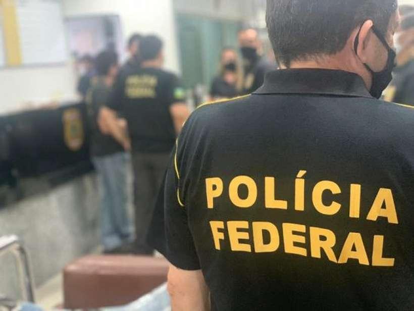 (Foto: POLICIA FEDERAL/DIVULGAÇÃO)