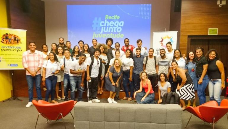 Iniciativa pretende engajar a juventude e apresentar a importância do Conselho Municipal de Políticas Públicas de Juventude do Recife. As inscrições para candidatura seguem até 4 de outubro.  (Cortesia/Arquivo)