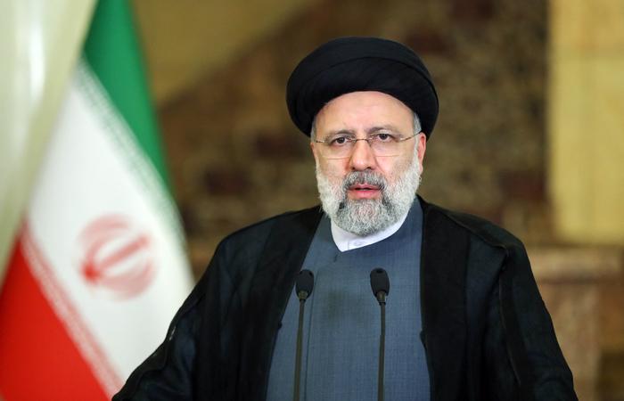 (Foto: Iranian Presidency/Ho/AFP)