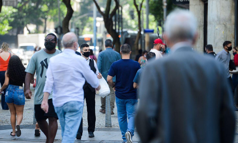 (Novo decreto com flexibilização das restrições começa a valer hoje. Foto: Tomaz Silva/Agência Brasil)