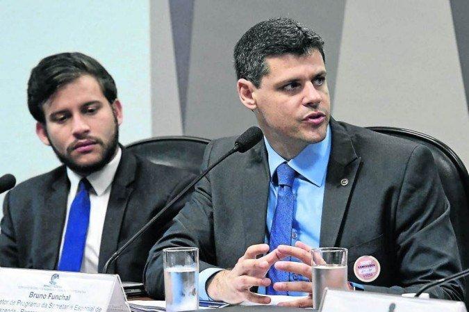 (Foto: Geraldo Magela/Agencia Senado - 25/11/19)