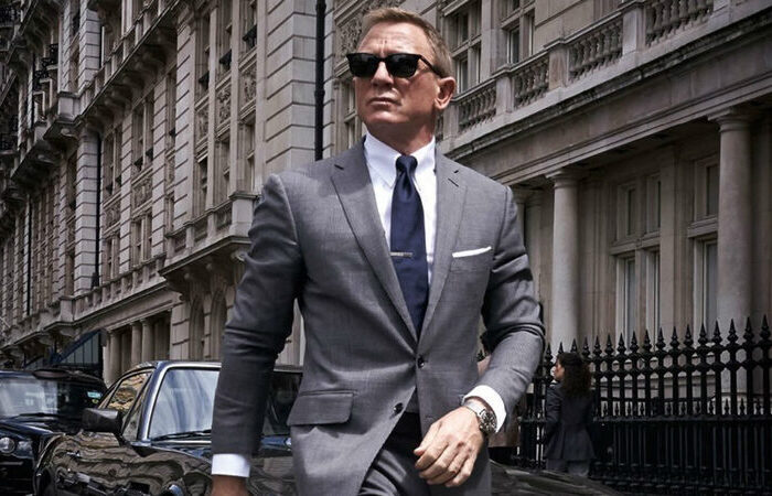 Após seis anos, Daniel Craig volta para último filme no papel do famoso espião britânico (Foto: Universal/Divulgação)