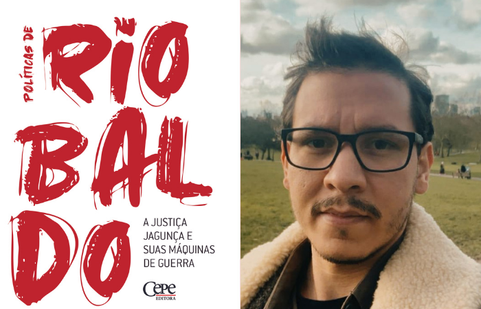 Escrito pelo baiano Renan Porto, 'Políticas de Riobaldo' é lançado nesta sexta-feira (Divulgação)