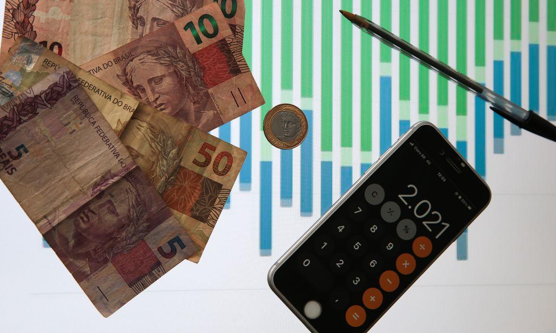(Títulos mais procurados foram os vinculados à inflação. Foto: Marcelo Casal Jr/Agência Brasil)